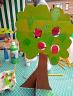 L'arbre aux feuilles brillantes